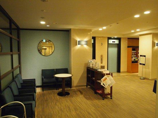 Keio Presso Inn Ikebukuro: Lobby