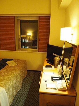 Keio Presso Inn Ikebukuro: Room