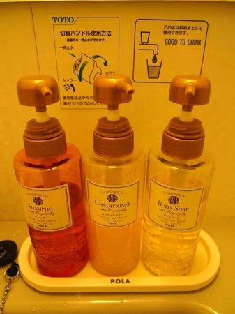 Keio Presso Inn Ikebukuro: Bathroom