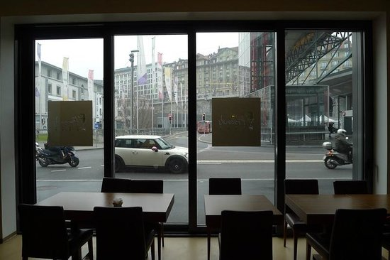 LHotel : View from the lobby