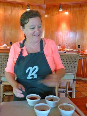 Belcampo Lodge: Mayan Chocolate Pudding Chef demo