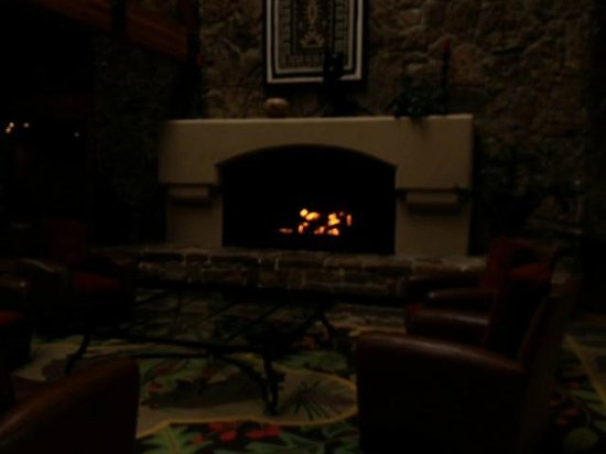 Cheyenne Mountain Resort: Lobby