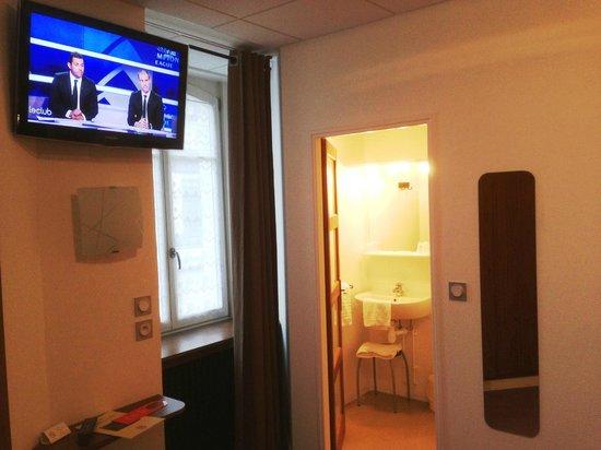 Hotel Bristol : Chambre Twin