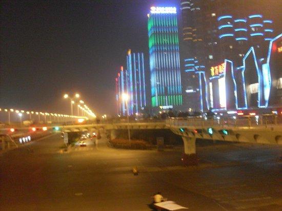 Empark Grand Hotel Anhui: Lighting is lovely.