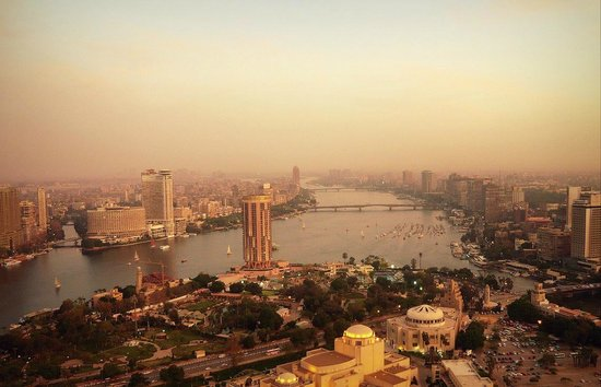 ToursGate - Day Tours : Breathtaking view from Cairo Tower