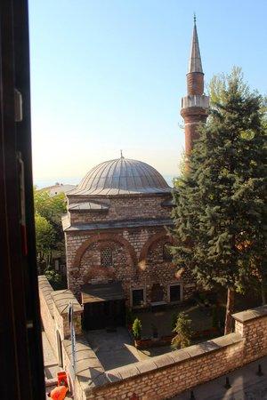 Eternity Boutique Hotel: Room view second floor towards Marmara Sea