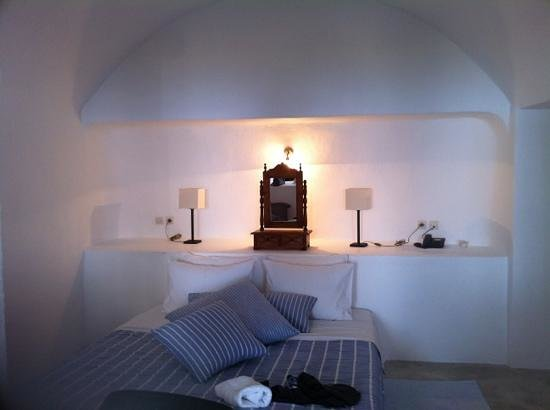 Nostos Apartments: our room