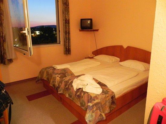 Hotel Berlin: camera