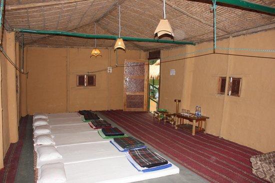 Nature Hunt Eco Camp, Kaziranga National Park: Dormitory