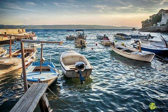 Casa Sul Mare: the sea