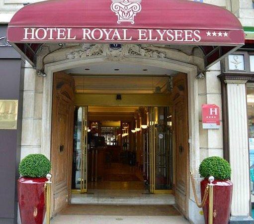 hotel royal elysees paris france reviews photos