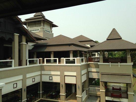 Le Meridien Chiang Rai Resort : View