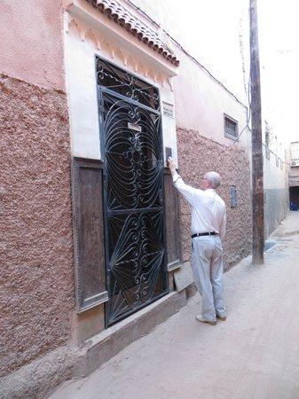 Dar Tuscia: Outside the Riad