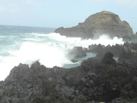 Porto Moniz Natural Swimming Pools: Porto moniz