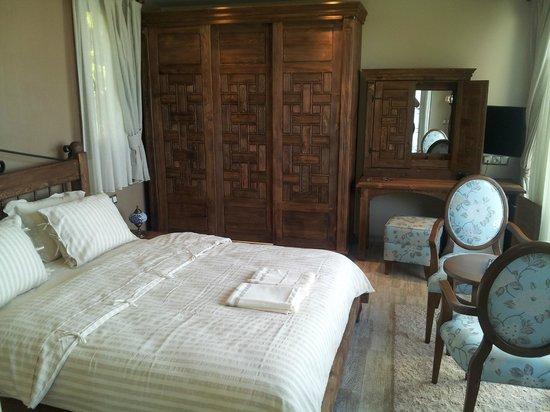 Lissiya Hotel : Odamiz
