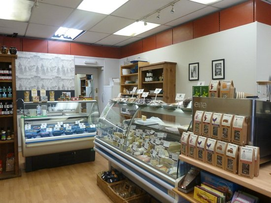 The Scottish Deli: Scottish Deli Pitlochry