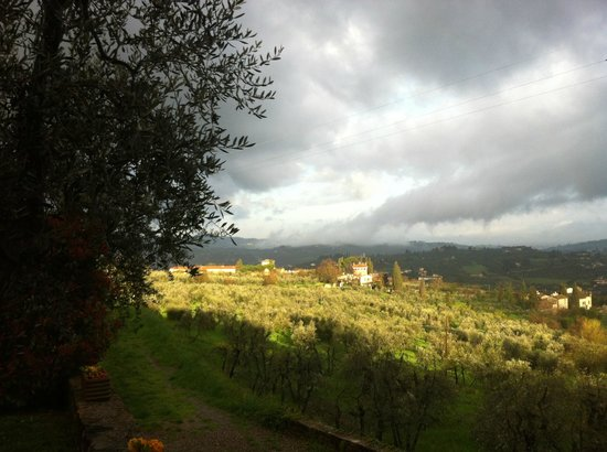 Tenuta Torre Rossa Farm & Apartments: View