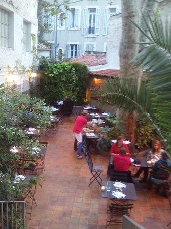 La Cantinetta : Terrasse de charme
