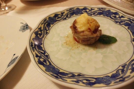 Hotel Saito: センスのよいお料理
