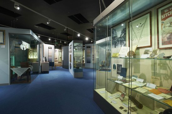 Inverness Museum and Art Gallery : View of Gallery