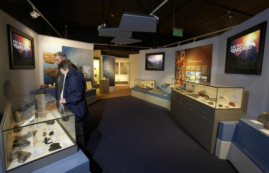Inverness Museum and Art Gallery : Ground Floor Gallery