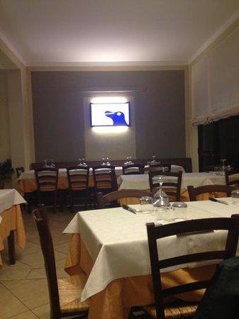 L'Angolo Nascosto: la sala