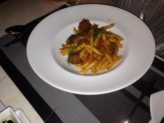 Terrazzo Ristorante Bar: Pasta
