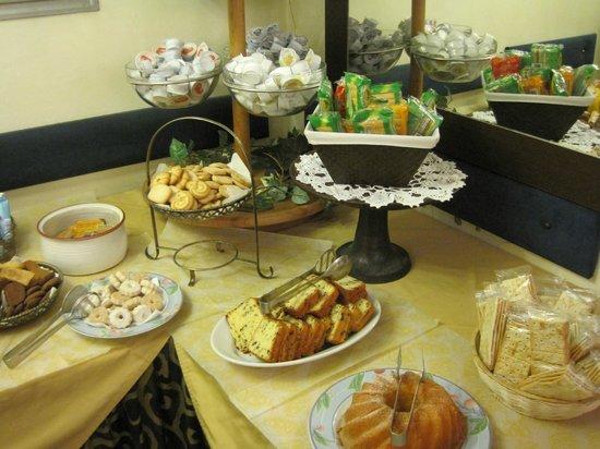 Holiday Hotel: good breakfast