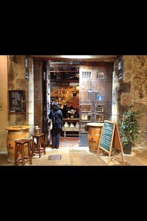 Miglior ristorante di barcellona fotograf a de la tinaja for Miglior ristorante di parigi
