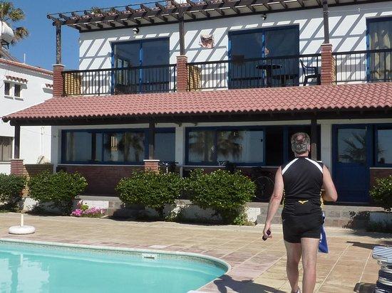 Sun Camero Beach Apartments: la casa