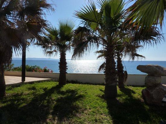 Sun Camero Beach Apartments: la vista