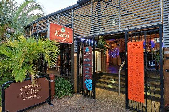 Kacy S Restaurant Bargara Reviews