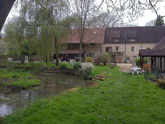 Au Moulin de Vezelay