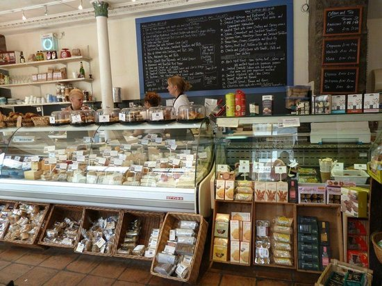 The Scottish Deli: Scottish Deli Dunkeld