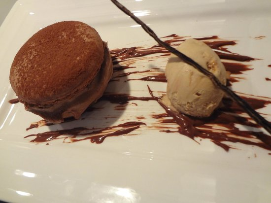 Le SEn'S : Macaron Cacao