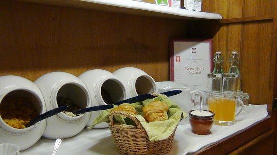 Three Abbey Green: Breakfast Award
