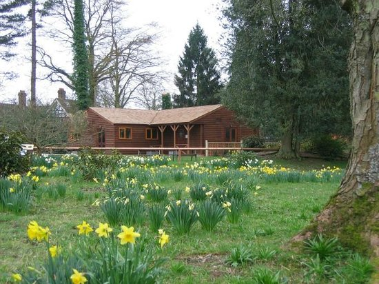 Ramster Gardens: The Teahouse