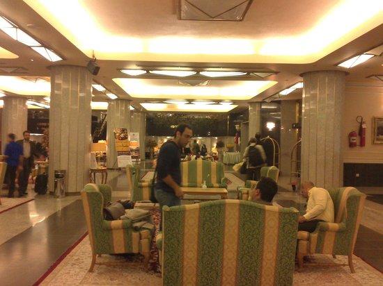 Hormoz Hotel: Coffee shop