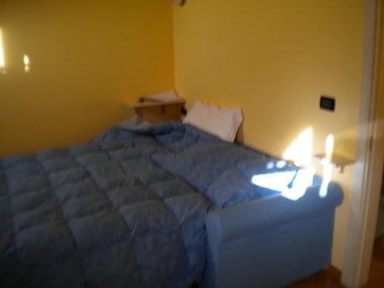 Villa Bottacin: letto
