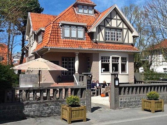 De Haan, Belgique : Villa Julia - Avril 2013