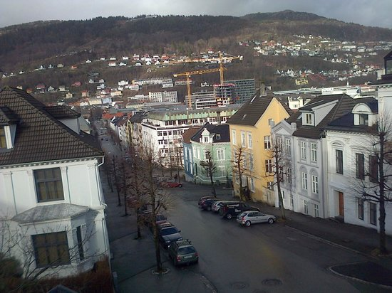 Hotel Park Bergen: View