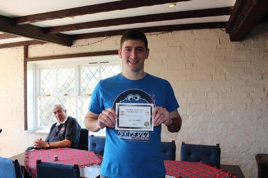 High Harthay Outdoor Pursuits: Sharp Shooter Award