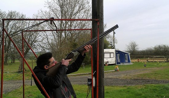 High Harthay Outdoor Pursuits: Clay Target Shooting Try