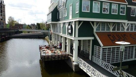 Inntel Hotels Amsterdam Zaandam: outside dinning