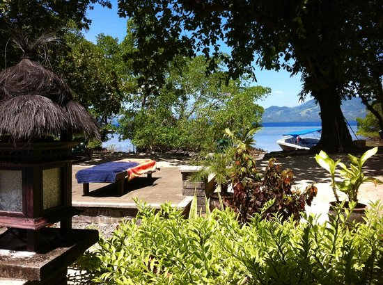 The Village Bunaken: Vista mare