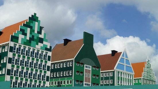 Inntel Hotels Amsterdam Zaandam: view