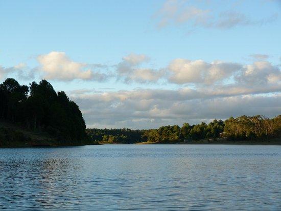 Mantasoa Lodge: vue sur le lac de Mantasoa
