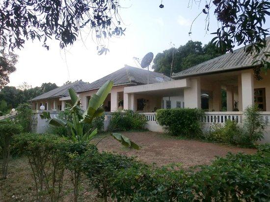 Auberge d'Abomey: Abomey