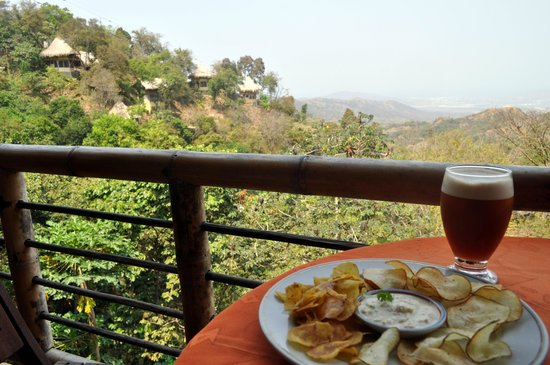 Minca Ecohabs Hotel : complimentary snack on arrival