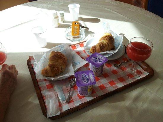 Miravalle: Croissant